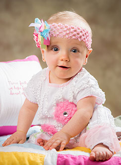 Professional portrait of the sweetest little girl in the World. Taken by a Tuscaloosa, Alabama photographer.
